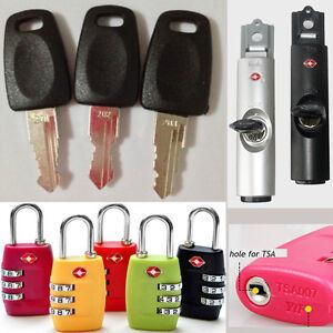 Travel Luggage Suitcase TSA Lock Key Security Lock Key TSA002 007 B35 Universal