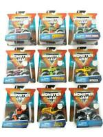 Monster Jam Authentic Diecast Vehicle Trucks - Choose from 8 Different Types!
