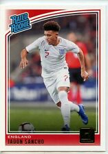 2018-19 Donruss Base Rated Rookie #189 Jadon Sancho RC - England QTY
