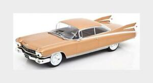 Cadillac Eldorado 1959 Gold WHITEBOX 1:24 WB124045 Model