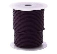 50m Lederband dark fuchsia (0,46 €/1m) 1,5 mm stark 50 Meter auf Rolle Spule