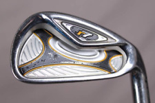 TaylorMade r7 Iron Set 4-PW and AW Regular RH Graphite Golf Clubs #11984