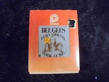 ~~~NEW SEALED~~BEE GEES: Turn Around, Look Back  8 Track Tape