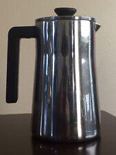 Bodum French Press Pitcher Thermal Carafe Coffee Tea Stainless MarkedSwitzerland