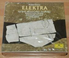 Richard Strauss - Elektra - Karl Bohm - 1991 Sealed Deutsche Grammophon 2 CD Set