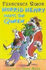 Horrid Henry Meets the Queen, Simon, Francesca; Ross,Tony Livre de poche Go