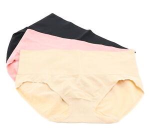 Yummie Seamless Shaping Brief 3Pc Frappe Black Blush M/L # 630-826