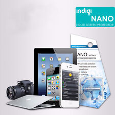 Liquid Nano Screen Protector - Reinforces Glass - Hassle Free Install - up to 7""
