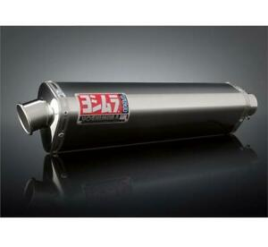 YOSHIMURA TRS TRI-OVAL STAINLESS SLIP ON EXHAUST CAN YAMAHA R1 1998-2001 4XV 5JJ