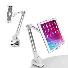 AboveTEK 360° SWIVEL IPHONE IPAD MOUNT LONG ARM PHONE TABLET HOLDER FOR BED DESK