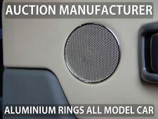 Range Rover Mk3 L322  2003-2011 Polierte Aluminiumringe für Türlautsprecher x2