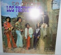 Los Terricolas - Te Amare - LP Made in Venezuela by DISCOMODA