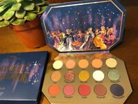 💯Authentic Colourpop Disney Midnight Masquerade Limited Eye Shadow Palette New