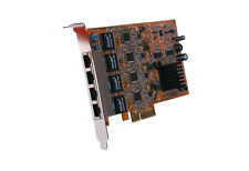 EXSYS EX-6074-2  Quad PCI-Express Netzwerk-Karte 4x 1Gigabit