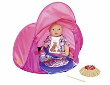 Zapf Creation 823743 Baby born  Play und Fun Camping Set   NEU OVP/