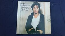 BRUCE SPRINGSTEEN Disque vinyl 33 tours 1978 Darkness on the edge of town CBS
