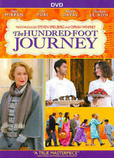 The Hundred-Foot Journey (DVD, 2014) NEW! Free Ship Canada!