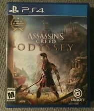 Assassin's Creed Odyssey (Sony PlayStation 4) PS4 new sealed video game