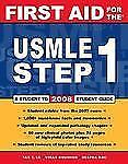 First Aid for the USMLE Step 1 2008 (First Aid for the Usmle Step 1)
