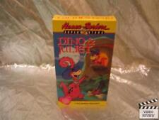 Dino And Juliet VHS Animated