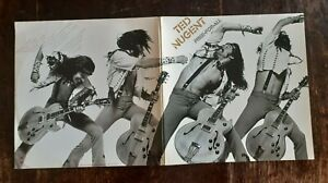 (TED NUGENT-Free For All)- Amboy Dukes-guitar hero to hard rock fans-[M-]-D0-LP