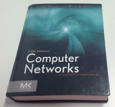 Computer Networks: A Systems Approach, 5th Edition - Hardcover