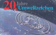 Allemagne  20 Jahre Umweltzeichen 12 DM