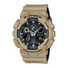 Casio G-Shock Trending Series GA100SD-8A Digital Watch - Sand