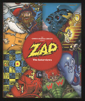 ZAP The Interviews The Comics Journal Library Volume 9 CRUMB Spain GRIFFIN