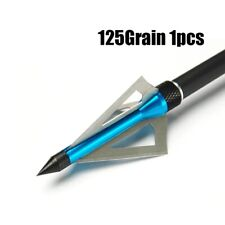 Broadheads Arrows Tips ArrowHeads for Hunting Compound Bow Crossbow Recoil Arrow