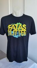 FATAS BUTTER Concert Festival Tour T-Shirt Newcastle 2010 Wolfmother Ice cube M