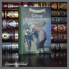 Great Expectations by Charles Dickens New Illustrated Collectible Hardcover Gift