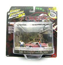 Johnny Lightning Christine Diorama Dirty Version mit 2 Figuren 1:64