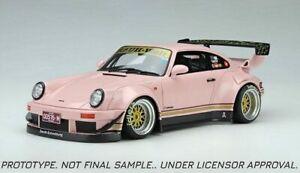 1/18 Gt Spirit Porsche Rwb Southern Cross Pink Pre-order Shipping February