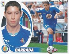 13 BARRADA ESPANA GETAFE.CF Olympique Marseille STICKER CROMO LIGA 2013 PANINI