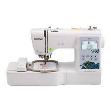 Brother PE535 4x4 Inch Embroidery Machine with Large Color Touch LCD Screen