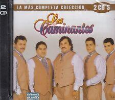 Los Caminantes La Mas Completa Coleccion 2CD new Nuevo sealed