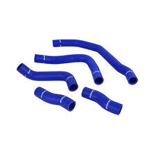 Mishimoto Silicone Coolant Hose Kit - Toyota MR2 Turbo SW20 - Blue