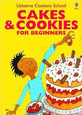 Cakes and Cookies (Usborne Cookery School), Fiona Watt