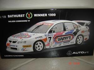 Biante 1:18 Holden VT Commodore #7 Murphy / Richards 1999 Bathurst 1000 Winner