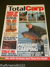 TOTAL CARP - MAIZE THE FORCE BE WITH YOU - JUNE 2002