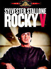 Rocky V (DVD, 2005) Sylvestor Stallone WORLD SHIP AVAIL