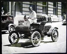 ** 1902 OLDSMOBILE   Curved Dash ~ DENVER COLORADO ~ Vintage Photo