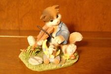 Enesco Calico Kittens - Hey Diddle Diddle Limited Edition