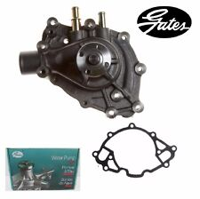 GATES Engine Water Pump for Ford Fairlane V8; 4.7L; Exc. Hi-Perf 1966