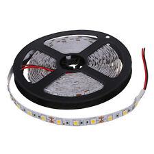 S2 Lichterkette 300 5050 SMD LED Strip Leiste Streifen Licht Kette 12V DC Warmwe