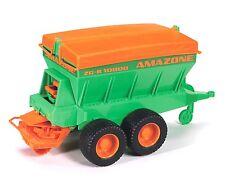 Bruder Toys Amazone Trailed Spreader - bruder 02215 children's toy farm spreader
