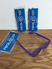 Justin Bieber MOVIE PROMOTIONAL SWAG BAG 3D GLASSES Never Say Never * LOT OF 3
