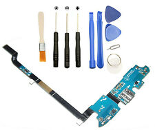 USB Charging Port Dock Mic Flex Cable + Tools for Samsung Galaxy S4 IV SCH-i545