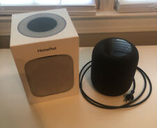 Apple HomePod Smart Speaker - Space Gray-with Box-NICE!!